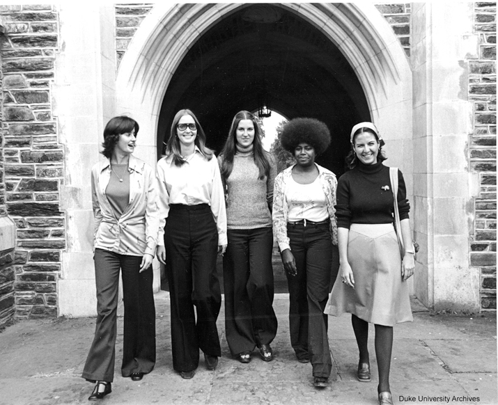 Women of Duke